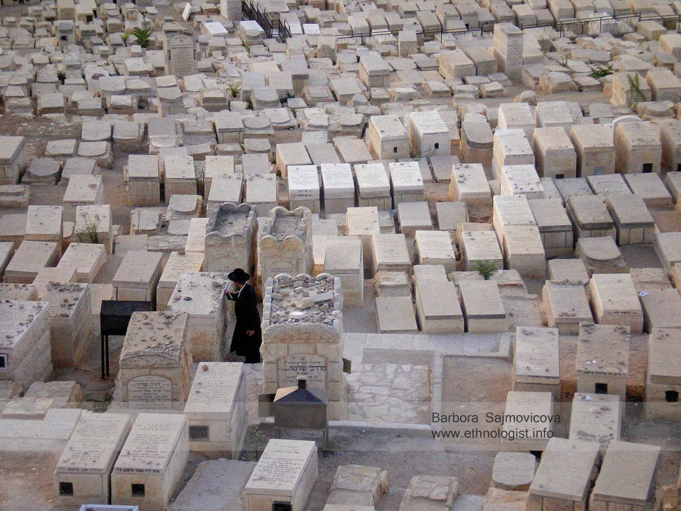 The Jewish praying in Jerusalem