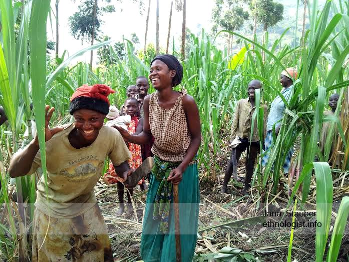 The Women in the Field in Uganda