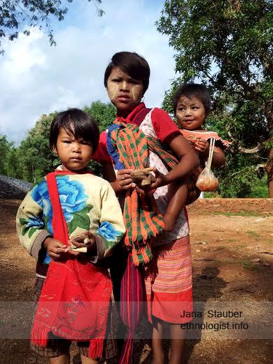The Burmese Children