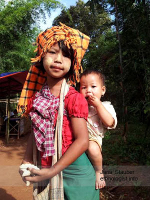 The Burmese Children