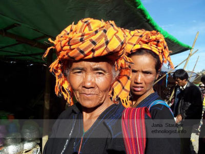 The Women on the Market in Barma