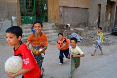 Zabbálín – Káhirští sběrači odpadků
