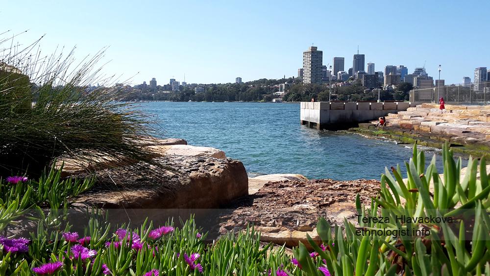 Sydney Harbour. Foto: Tereza Hlaváčková, 2015.