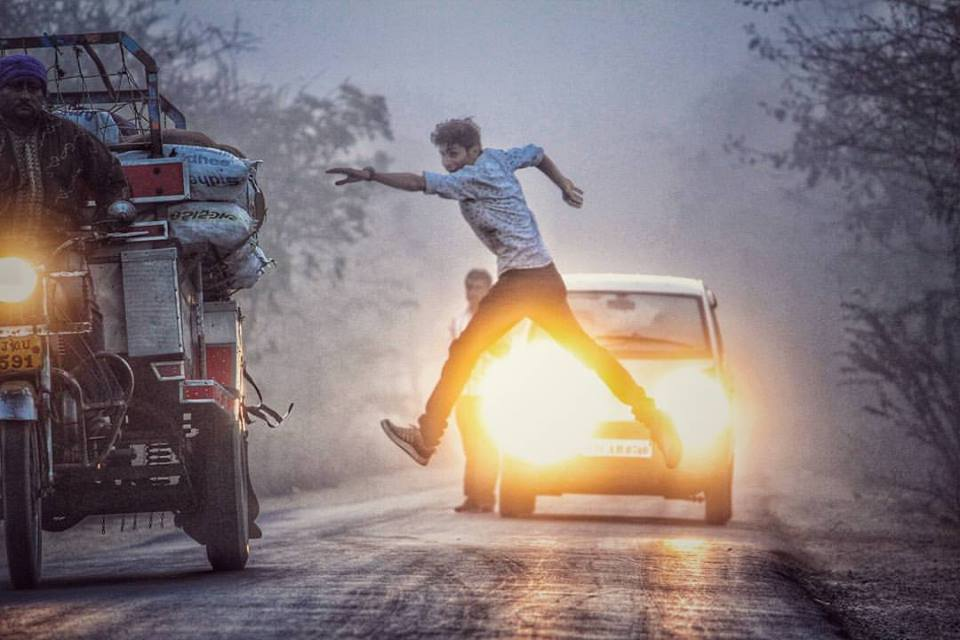 The joy of life. Photo: Milan Mehta, Gujarat.