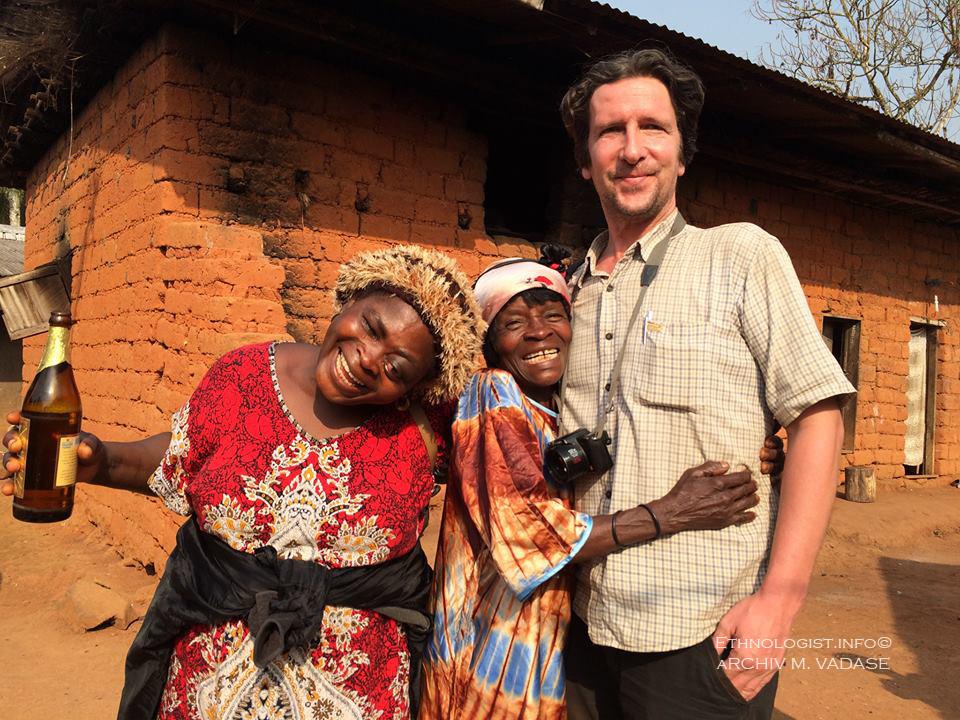 Marek Vadas v Kamerunu. Foto: Archiv Marka Vadase
