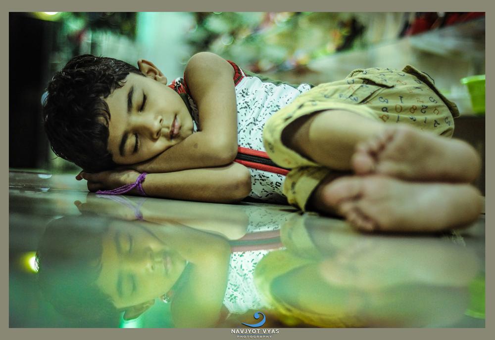 Fotografie s názvem Malá hvězda. Foto: Navjyot Vyas