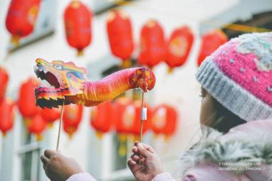 Fotogalerie: oslavy Čínského Nového roku zemského psa