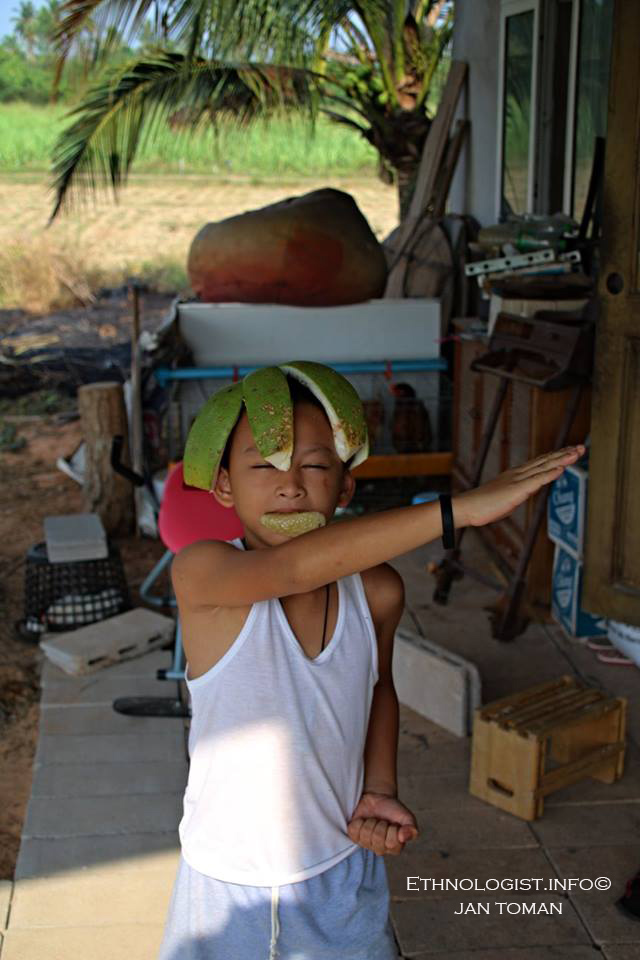 Pohoda na ´Farmě štěstí´. Foto: Jan Toman, Thajsko, 2017.