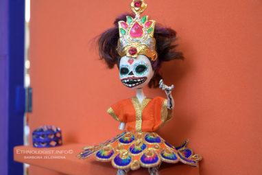 Mexické Dušičky: nekonečný tanec života a smrti