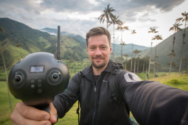 Filmmaker Michal Gálik: Anyone Can Change the World